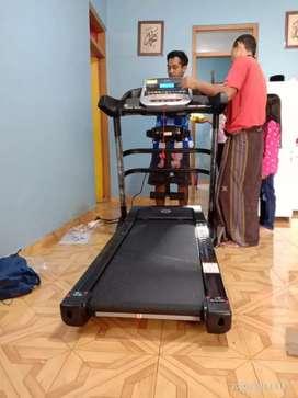 Treadmill elektrik 4 fungsi seoul korsel