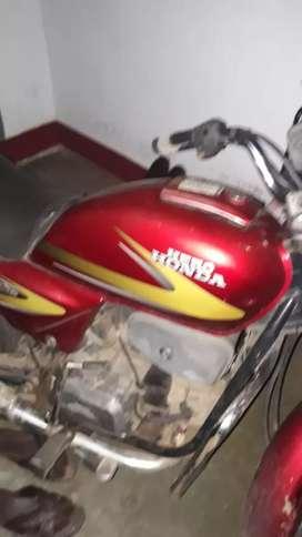 Hero Honda splendor for sell