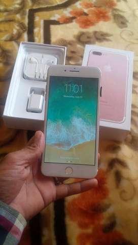 apple i phone 7 plus 128gb rom best price with bill box warranty