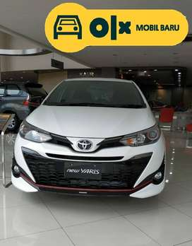 [Mobil Baru] TOYOTA NEW YARIS G CVT