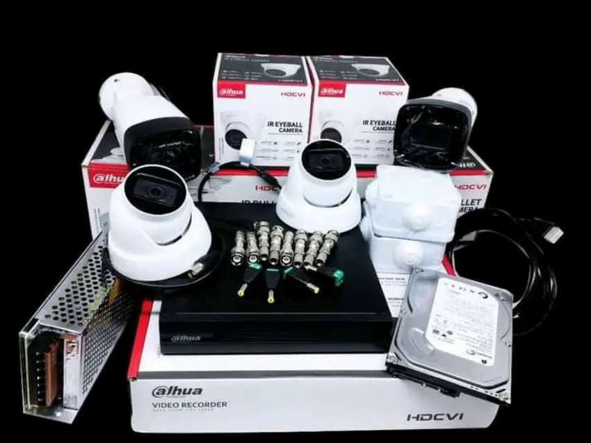 Agen camera CCTV murah online via Android free pasang instalasi