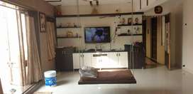 3BHK Fully Furnished Pent House Flat for sell at LP Savani Road, Pal.