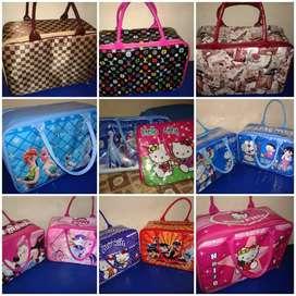 DISC 10% Murah Tas Anak Travel Bag Cantik