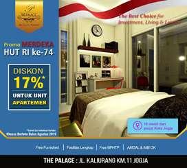 Big Promo Untuk Maluku! Segera Pilih Unitnya di Condotel The Palace