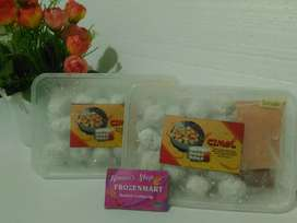 Cimol instan ekstra bumbu frozen