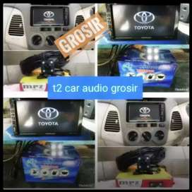 For INNOVA DVD 2DIN android link led 7inc+camera hd harga grosir sby