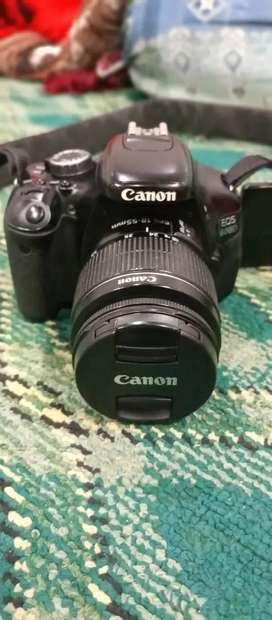 Canon 600D with 18-55mm lense.