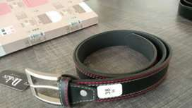 Leather Wallets and Belts By Denk Helder