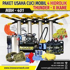 """PAKET CUCI MOBIL """"4 HIDROLIK"""" MBH-401 IKAME,TerjaminMutu & Kualitasnya"""