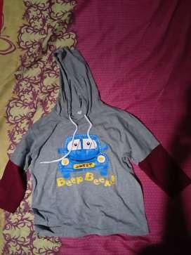 Baju jumper anak 5 tahun