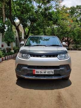 Mahindra KUV 100 2016-2017 mFALCON G80 K6 5str AW, 2016, Petrol