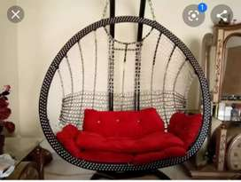 Hanging swing double ,hanging jhoola best and final price