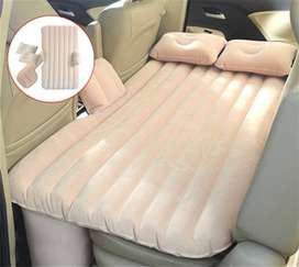 Hot Inflatable Car Back Seat Air Mattress Car Bed