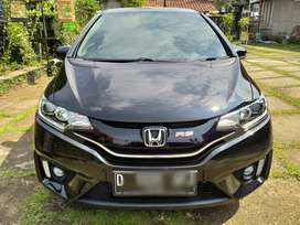 Honda jazz rs matic cvt th 2017