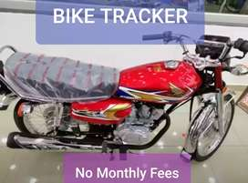 Bike Motorcycle GPS Tracker Location On Mobile PTA APPROVED 6000