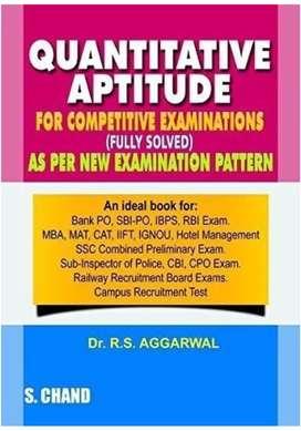 R S Aggarwal Quant Apti Book