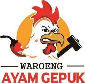 Franchise Warung Ayam Gepuk Gembus Restoran Frenchise Lisensi License