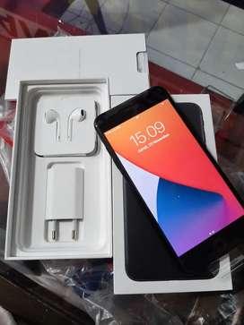 jual iphone 7+ 128 mulus bisa tt ibox cilla garansi on