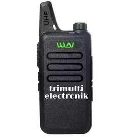 HT WLAN HANDY TALKIE UHF 400-470 1 PCS ORIGINAL
