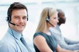 Hindi call center job for domestic Inbound process