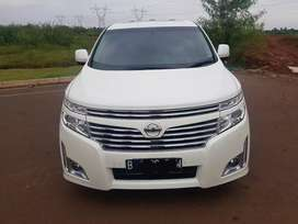 Nissan Elgrand HWS 3.5 At 2011 Good Condition