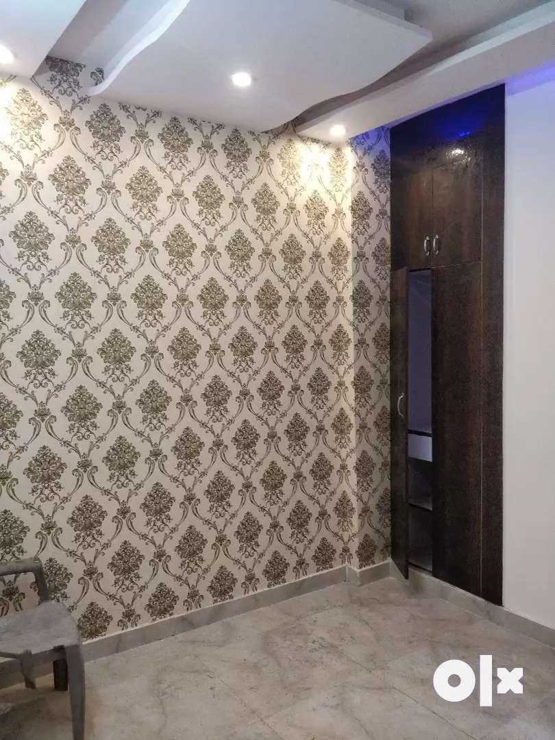 3bhk builder floor apartment in Uttam Nagar 0