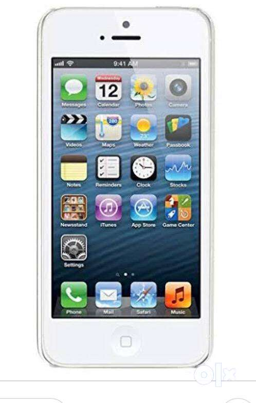 Iphone 5 good condition 16 gb with box 0