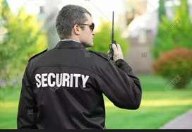 Security guard and supervisor work in Ranchi