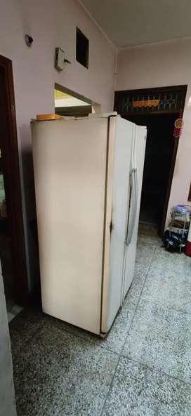 Double Door LG Fridge Frost Free Korean Made