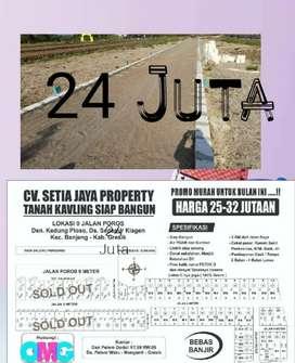 Tanah kapling viraal mepet pemungkiman warga Blok C 89