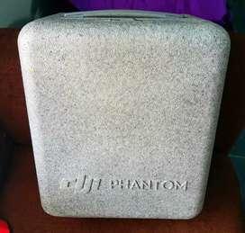 Box drone DJI phantom 4