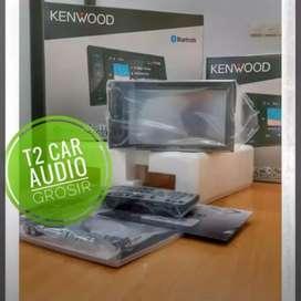 Wow dvd 2din kenwood ddx419bt+camera hd harga grosir surabaya bosku