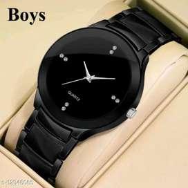 Men's branded watch