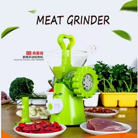 Meat grainder 3 in 1 Machine USE GRAINDED free delivery in Eid Offer