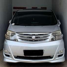 Jual Toyota Alphard Tipe V ASG 2007 Premium Sound