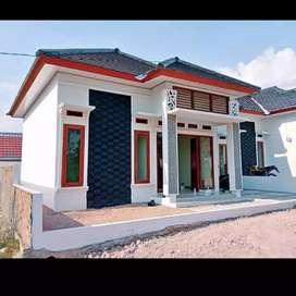 Rumah mewah dan Murah Bebas Desain dekat Unila