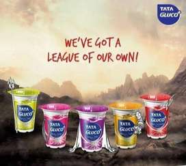 Salesmen for Tata beverages