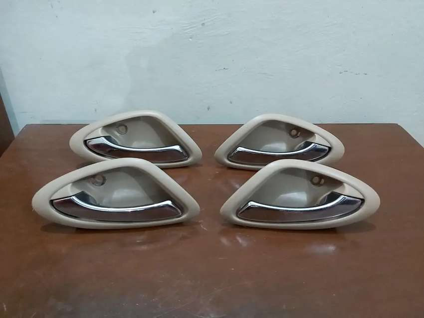 Honda City 2007 Interior Door Chrome Handles Forsale 0