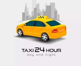 Book taxi for monthly,weekly or daily basis