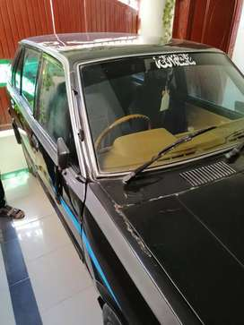 Suzuki fx 1987 model Lahore number ac8266 color is black