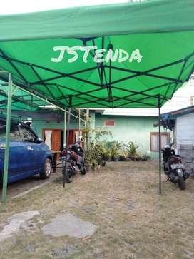 Tenda Cafe Lipat dan Bongkar Pasang Siap Tempur
