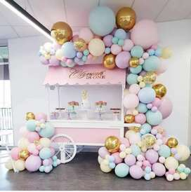 Balloon Decoration and Birthday Party