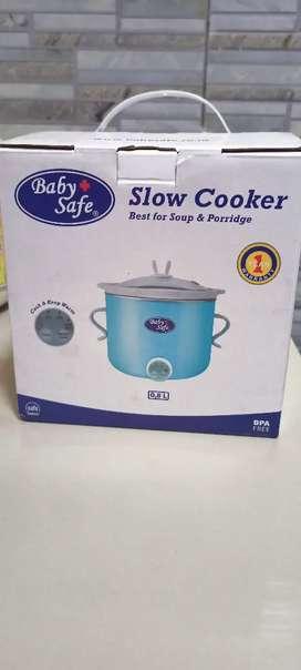 Baby Safe Slow Cooker LB 007 D.Timer (Second)