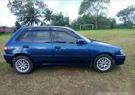 Toyota Starlet 1994 Plat Taskot