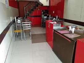 Running restaurant for lease/rent..