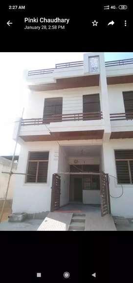 68 gaj, Society patta, 3BHK Villas, Niwaru Road Jaipur