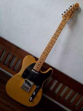 Gitar VINTAGE Reissued V52 Telecaster.