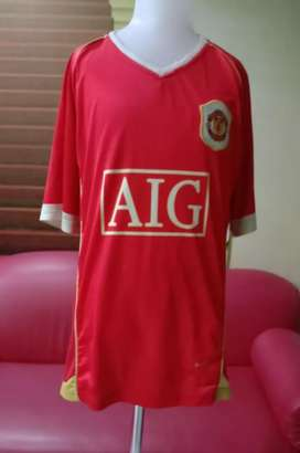 Kaos jersey anak Manchester united