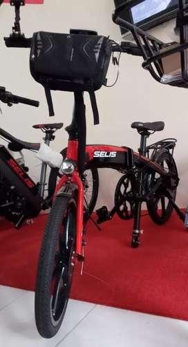 Sepeda lipat Listrik SOI / 501 selis