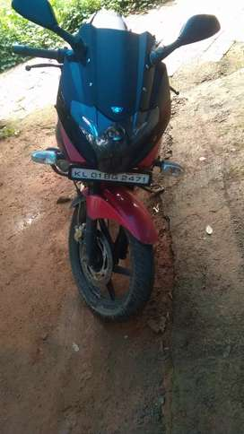 Good condition well maintained pulsar 220.